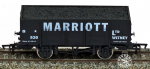 B887 Dapol OO Scale Marriott 20T Steel Open